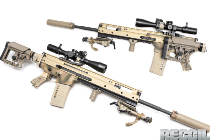 The SCAR 20S, Space Force Sniper