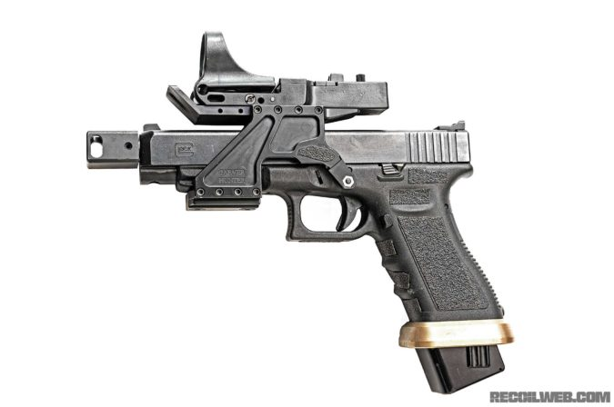 Compensated Carry Pistols | RECOIL