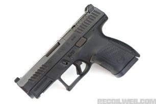 Review: The CZ P10 S Pistol
