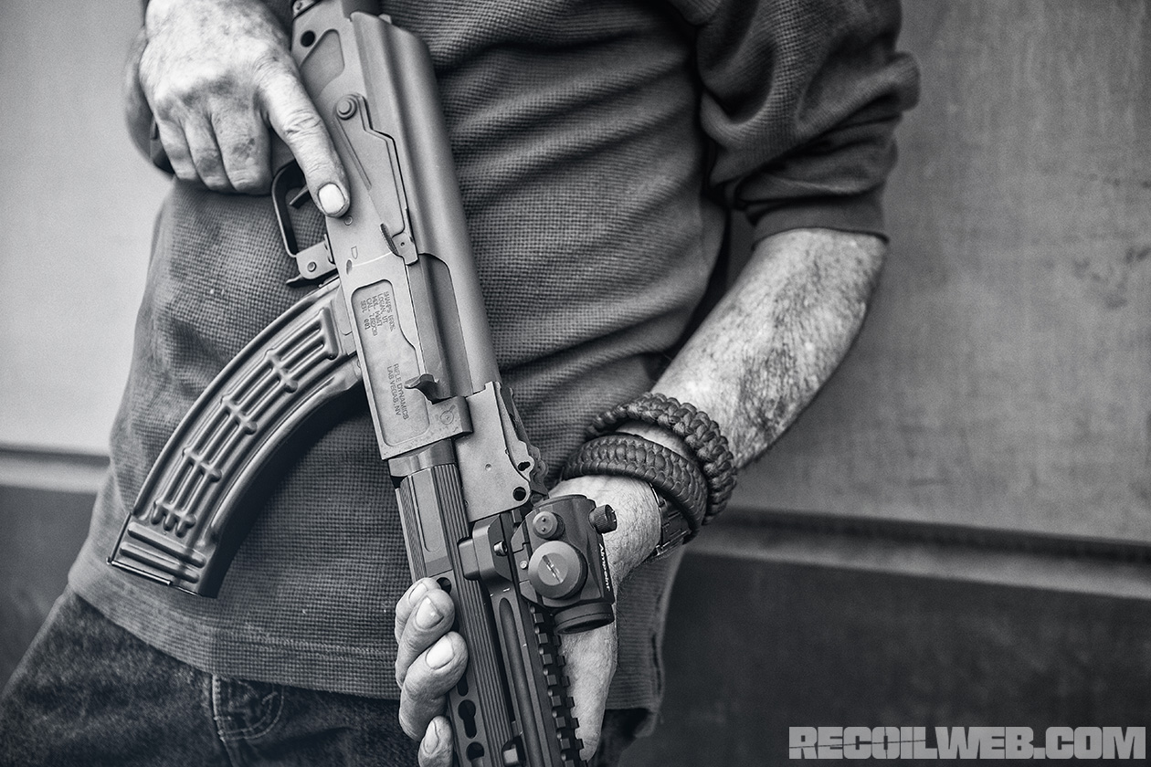 Zeroed In - Jim Fuller | RECOIL