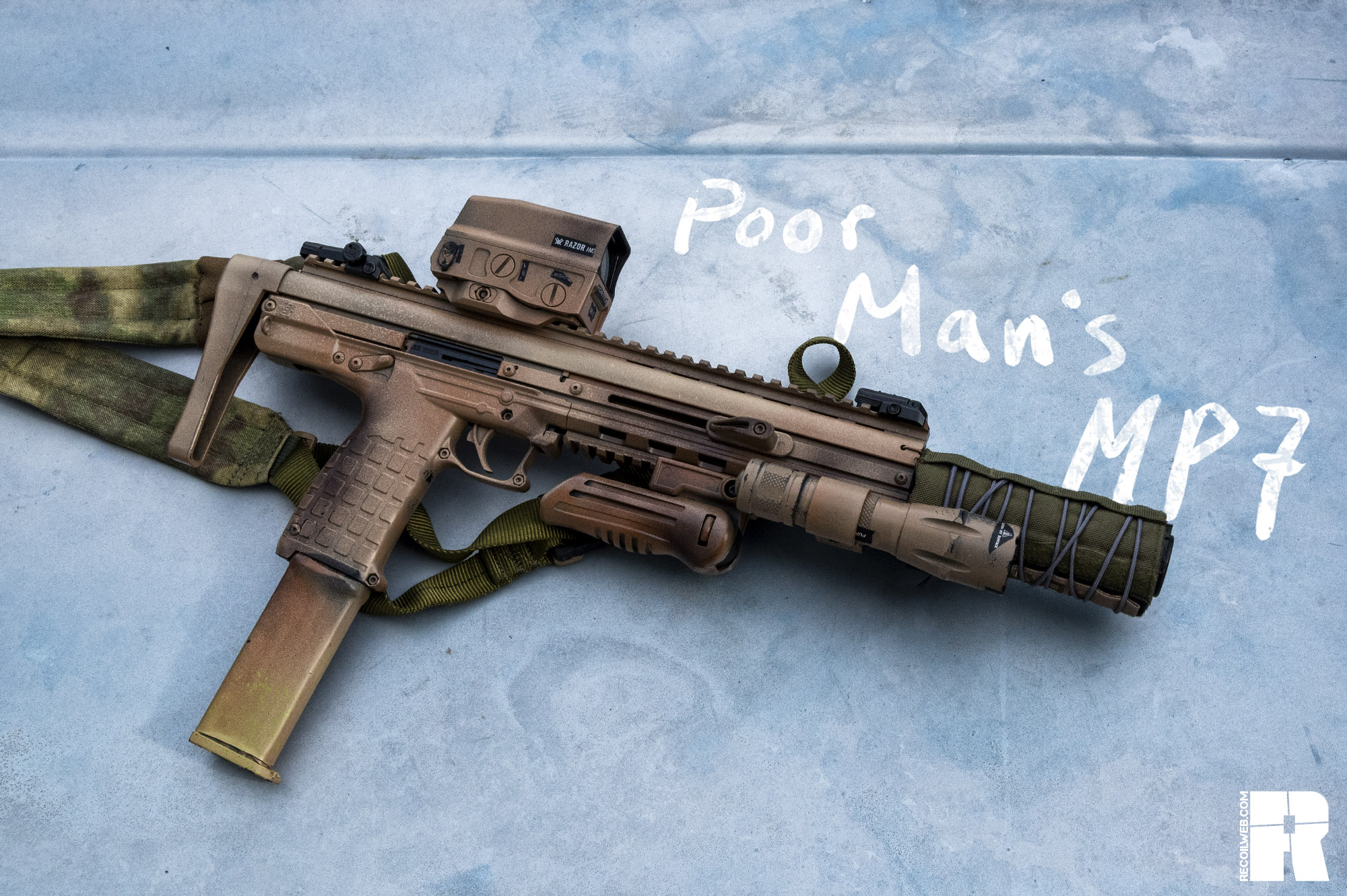Kel Tec Cmr 30 A Poor Man S Mp7 Recoil