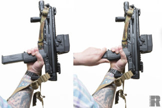 kel tec cmr 30 loading and unloading
