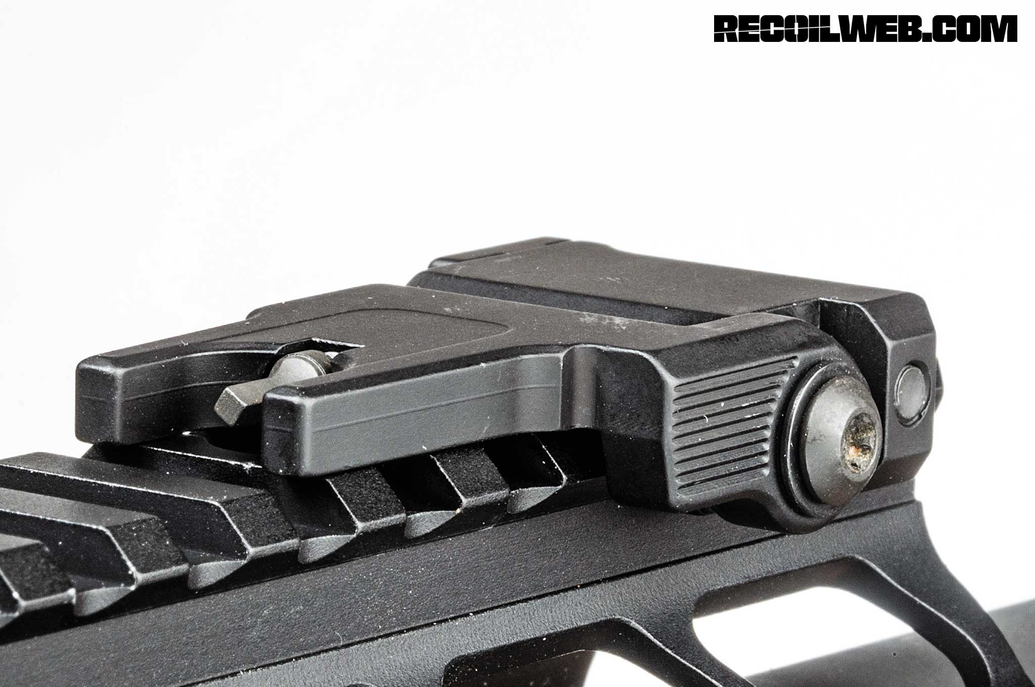 Back-up Iron Sights Buyer's Guide | RECOIL