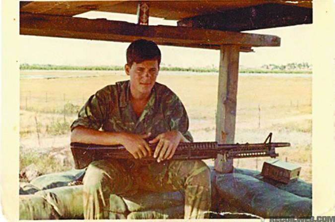 Vietnam 1969 serving in USMC CAP unit 2-4-3.