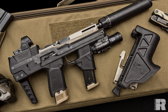 Flux Defense's MP17 Turns Your SIG Into a Compact PDW