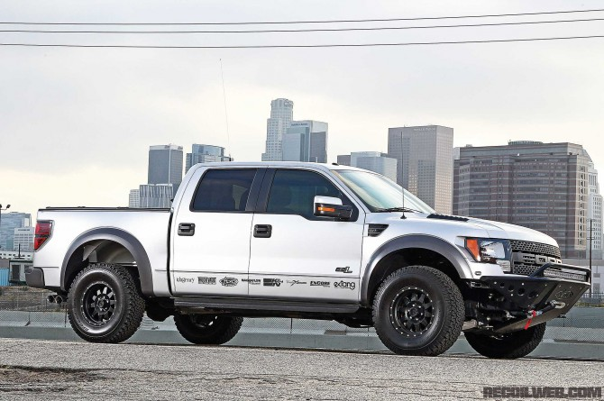 2012 Ford SVT Raptor SuperCrew – Bug-Out Dino