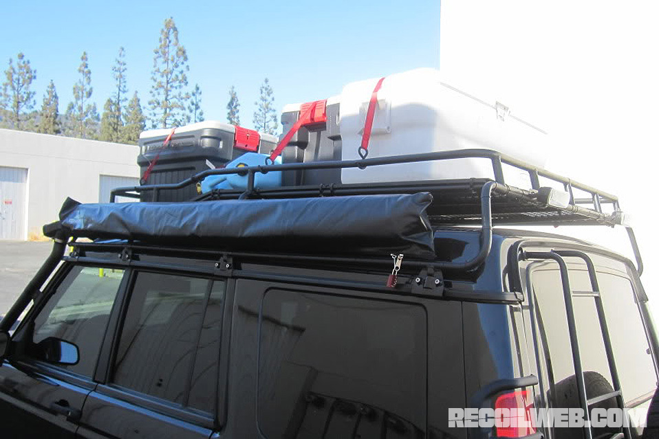 Arb Awning Recoil Range Truck Recoil