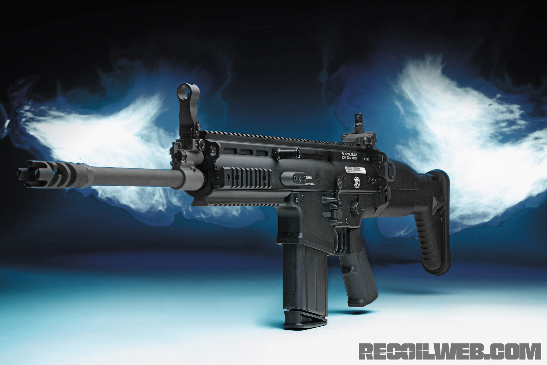 SCAR 17S Game Changer Or Pretender? - RECOIL Magazine