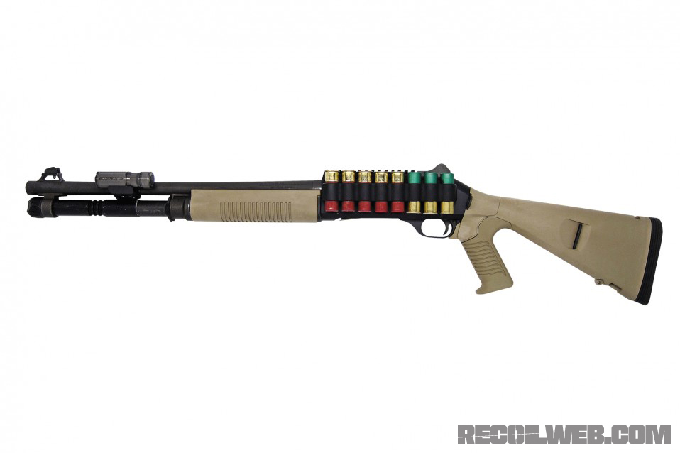 Benelli Tactical Stock Mesa Tactical's Benelli m4