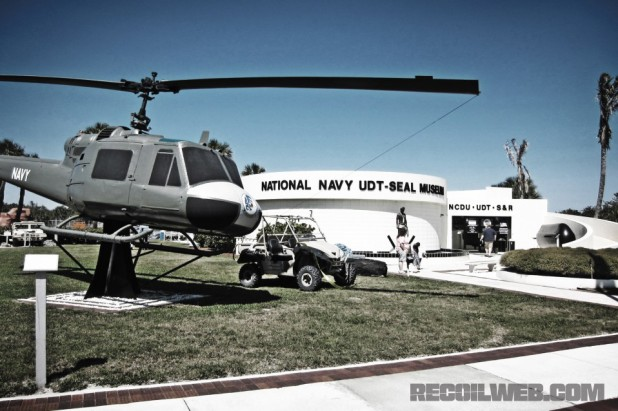 Preview – National NAVY UDT-Seal Museum
