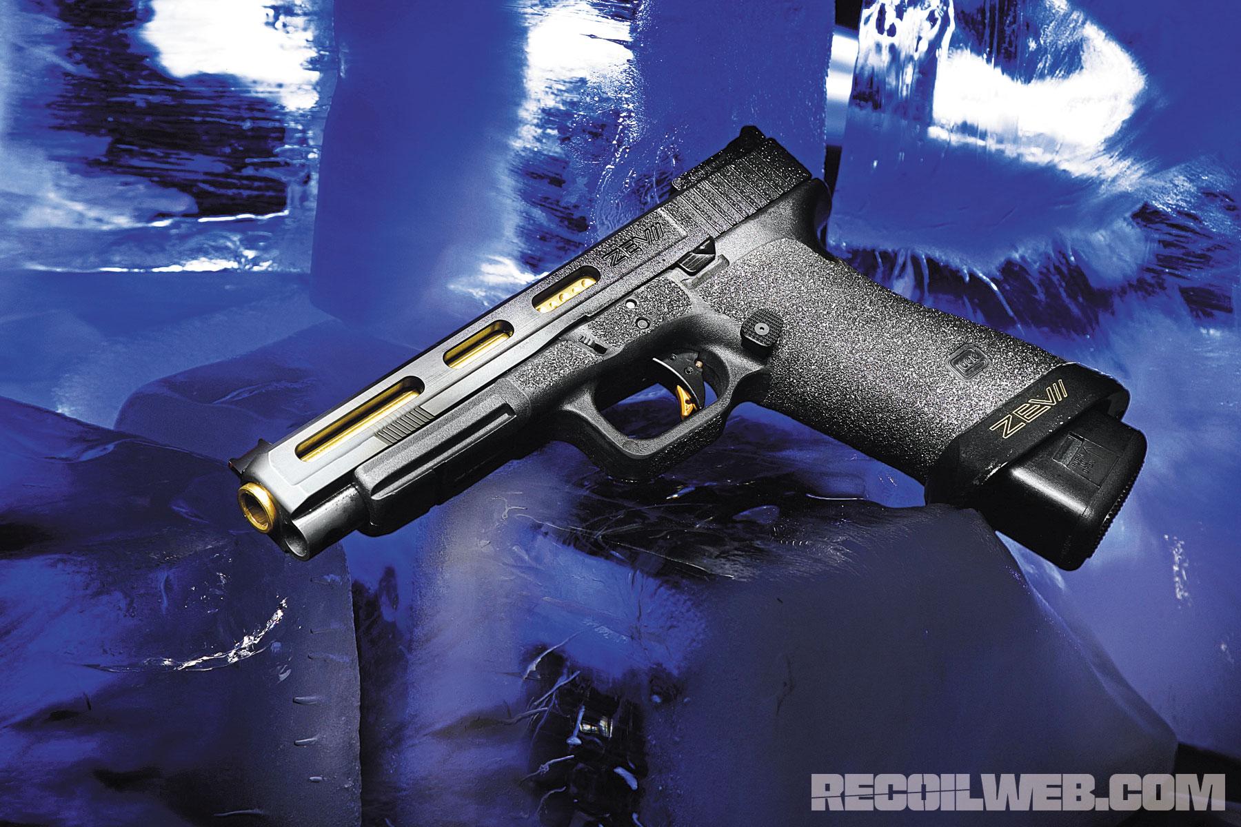 Performance Technology: ZEV Technologies Featherweight Glock 35