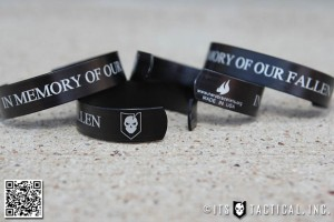 ITS Memorial Bracelet (In Memory of Our Fallen)