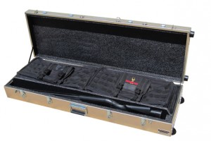 Americase Launches Aluma-Trans-UL-3-Gun Event Case