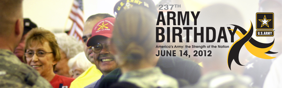 Army 237th Birthday