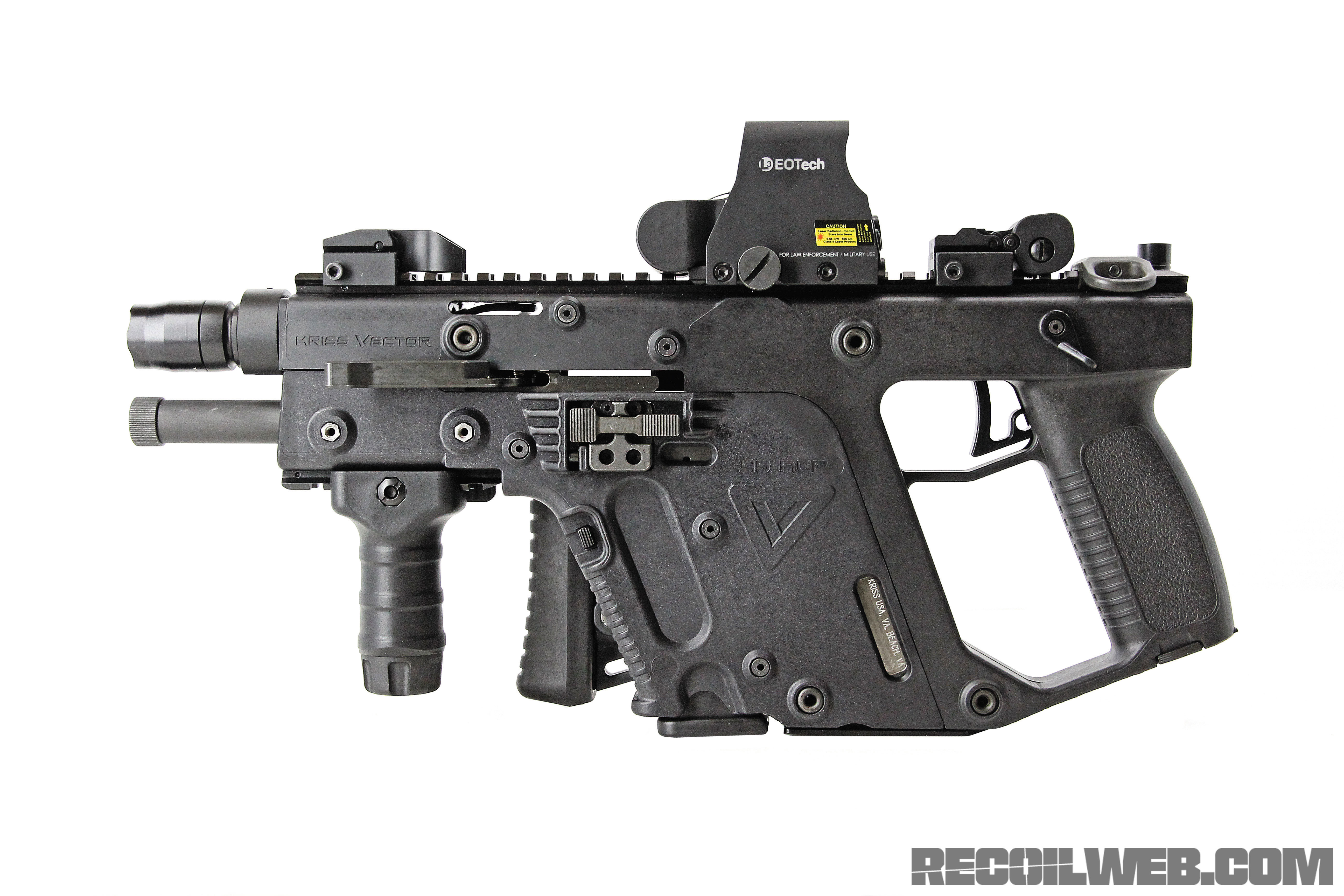 Preview – Kriss Vector – All Business
