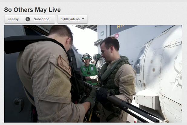 So Others May Live - US Navy