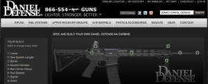 Daniel Defense – Build Your DDM4 Configurator