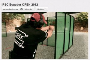 IPSC 2012 Ecuador Open Video
