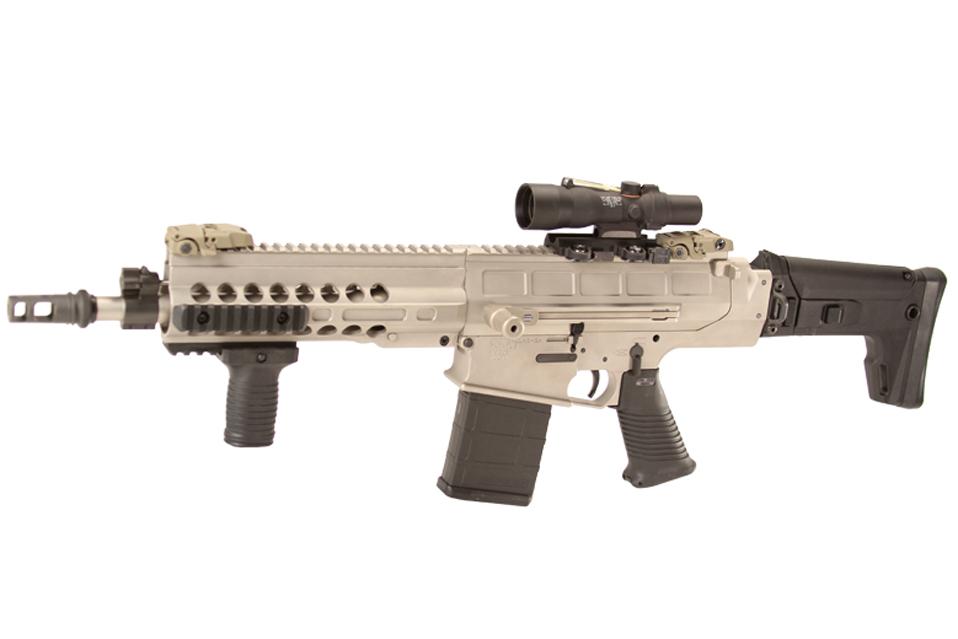DRD Tactical Paratus quick Break Down .308 Rifle | RECOIL