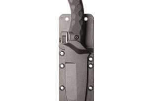 Gideon Drop Point w Sheath