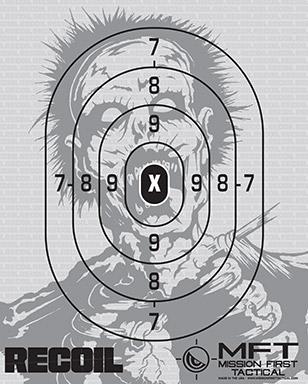 Recoil Target