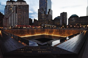 The 9/11 Memorial conveys a spirit of home and renewal.