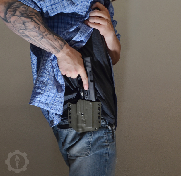 Handgun holster selection II: how will you carry? | RECOIL