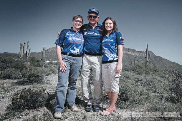 Preview – Zeroed In – Jerry, Kay and Lena Miculek