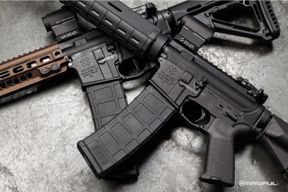 MAGPUL – Why 40 rounds?