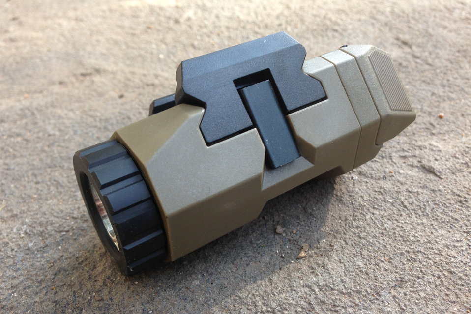 INFORCE APL in FDE: Only from 2 Vets Arms | RECOIL
