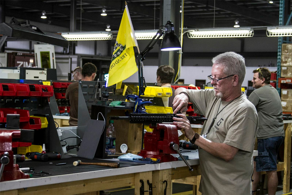 """The """"Build Your DDM4"""" program from Daniel Defense is BACK"""