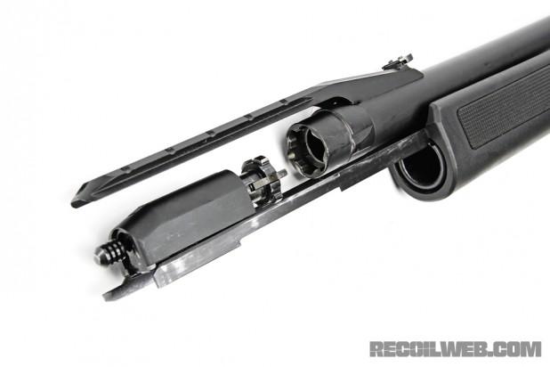 P-12 Shotgun Chamber