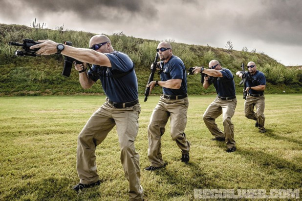 Preview – Move and Shoot – Dynamic Rifle Skills