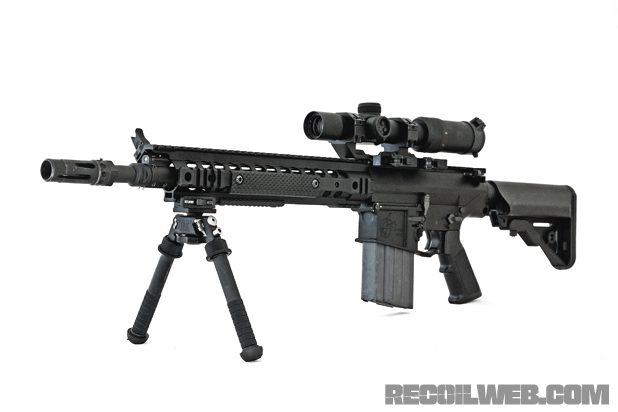 Preview – Knight's SR-25 Enhanced Combat Carbine