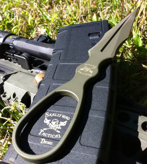 Skallywag Tactical Daggers 2