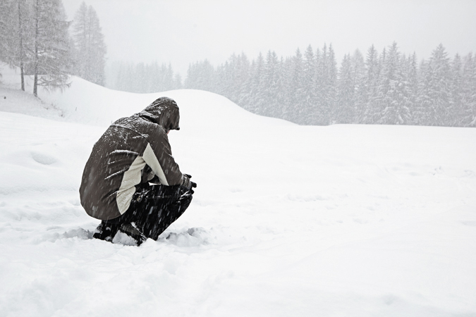 Preview – SHTF – Snow Way Out