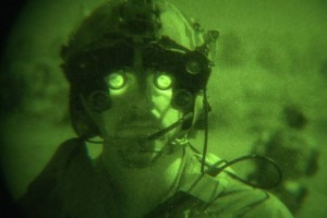 Phokus Research Group's Hoplite Focusing Cover for NVGs