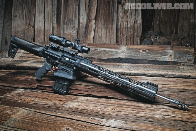 Preview – Carbon Finer Lancer .308