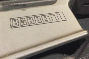 Barrett Firearms at SOFIC