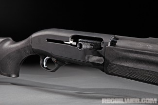 Beretta 1301 - Bolt Handle and Release