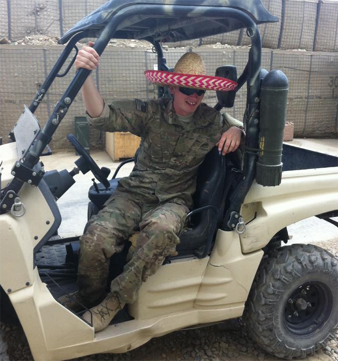 I Got Him - Sgt Shawn Michael Farrell 2