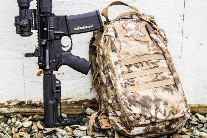 Lightweight Assault Pack Kryptek Highlander
