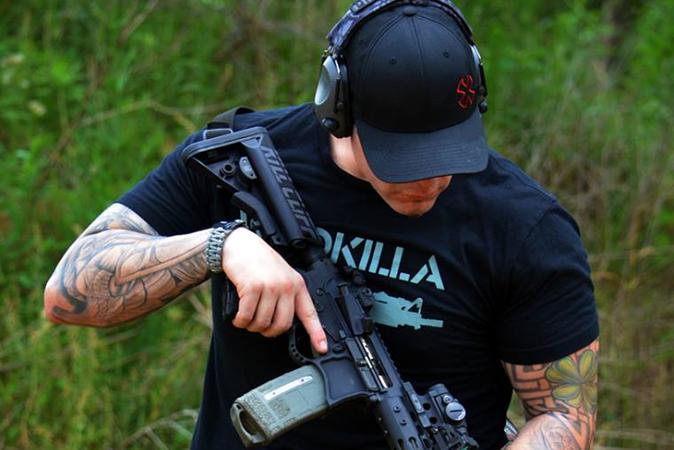 Cowan on the range