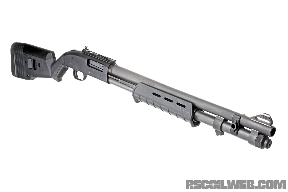 Preview - Mossberg and Magpul: Soulmates | RECOIL