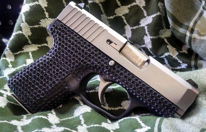 Gunworx - stippled S&W 40