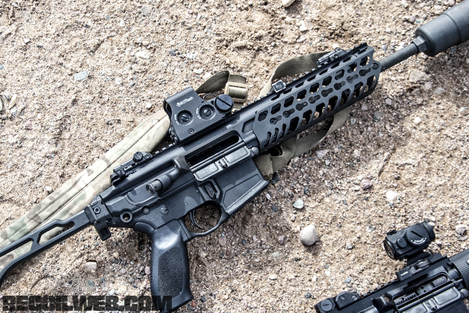 Recoil Exclusive Breakdown Of The Sig Mcx Recoil
