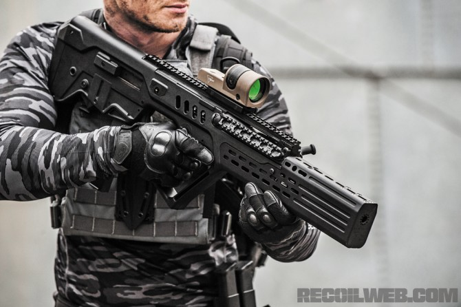 RAT Worx Gives the IWI Tavor a Makeover with the ZRX 9mm Suppressor