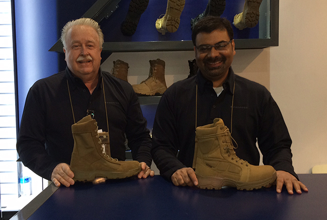 The Propper International Boot Designers