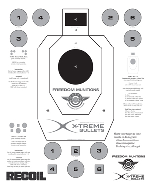 Recoil Target - Issue 19