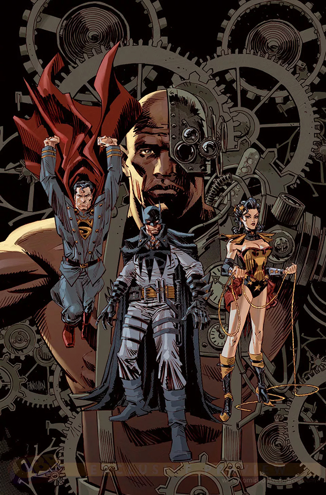 Steampunk-Justice-League
